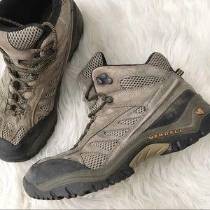 Merrell Mesa Ventilator mid hiking trail shoes